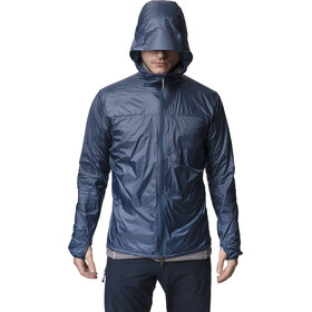 Houdini M's Come Along Jacket Sorrow Blue